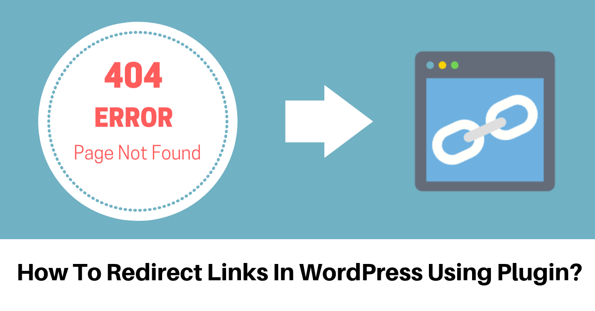 How to redirect links in WordPress using plugin