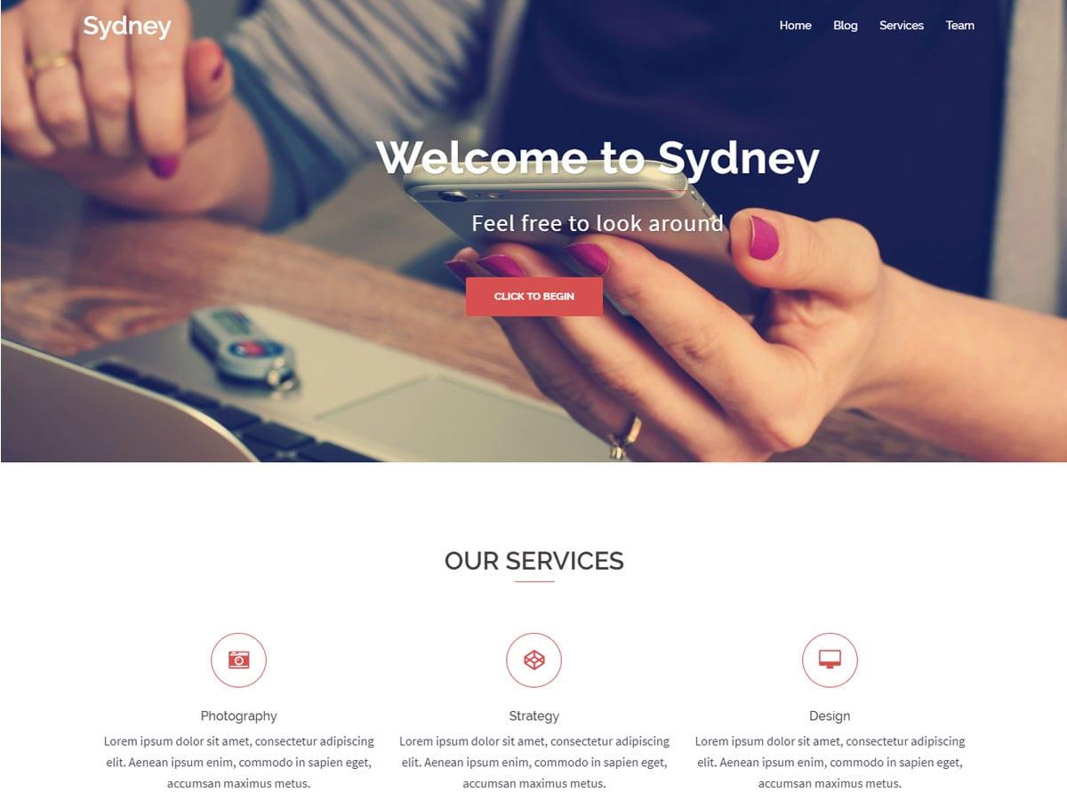 Sydney_Theme