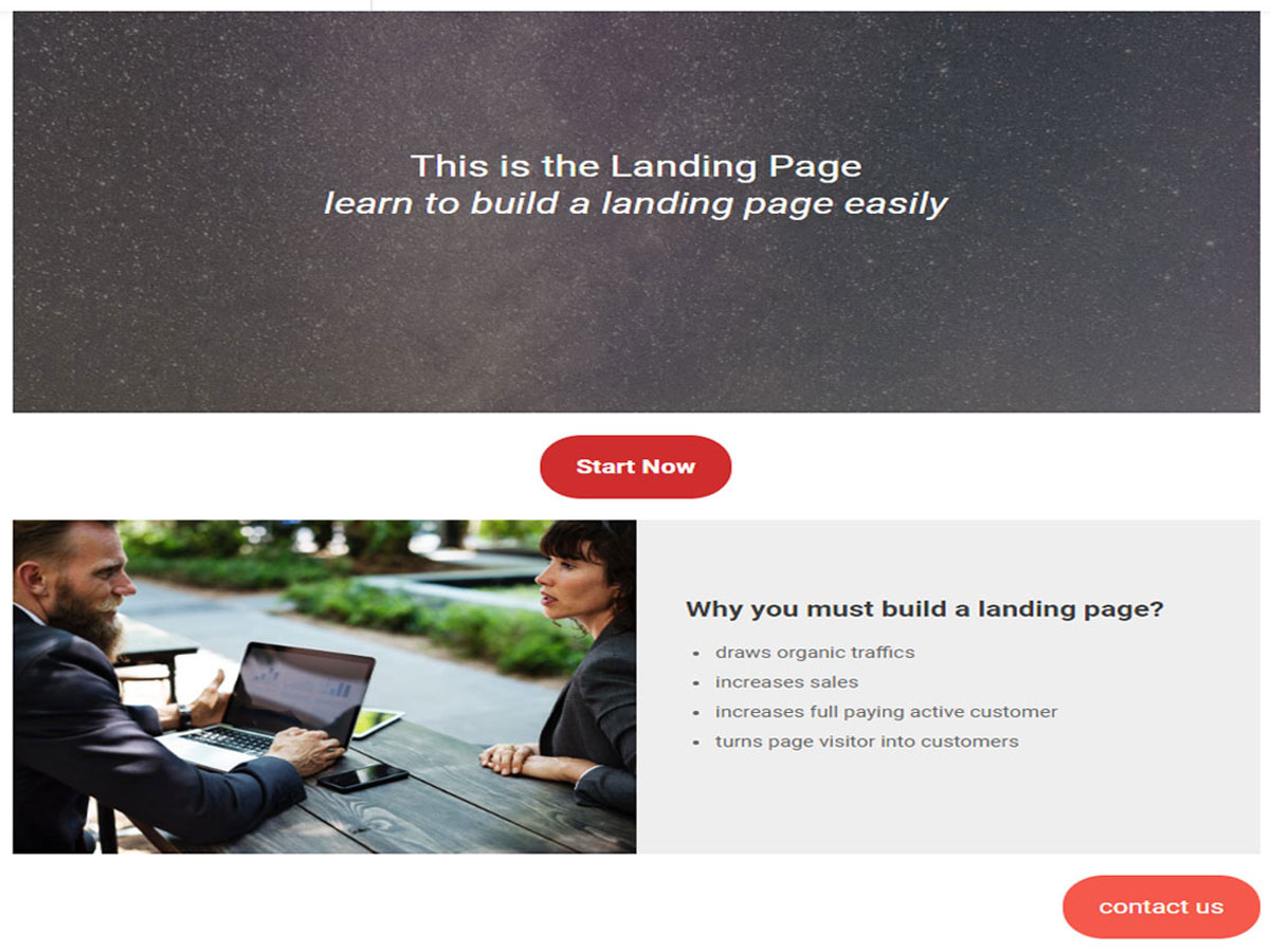 build-a-Landing-page-with-Gutenberg