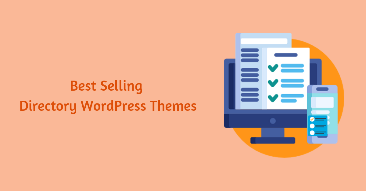 Best Selling Directory WordPress themes