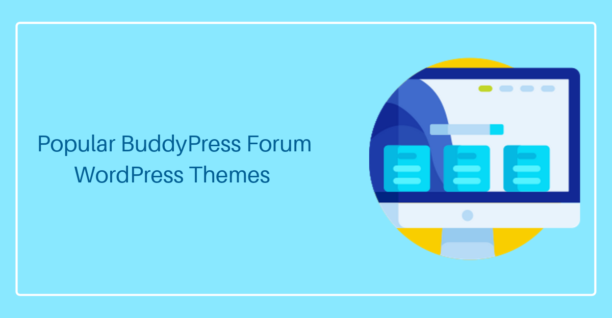 Popular BuddyPress Forum WordPress Themes