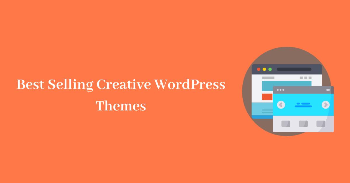 Best Selling Creative WordPress Themes