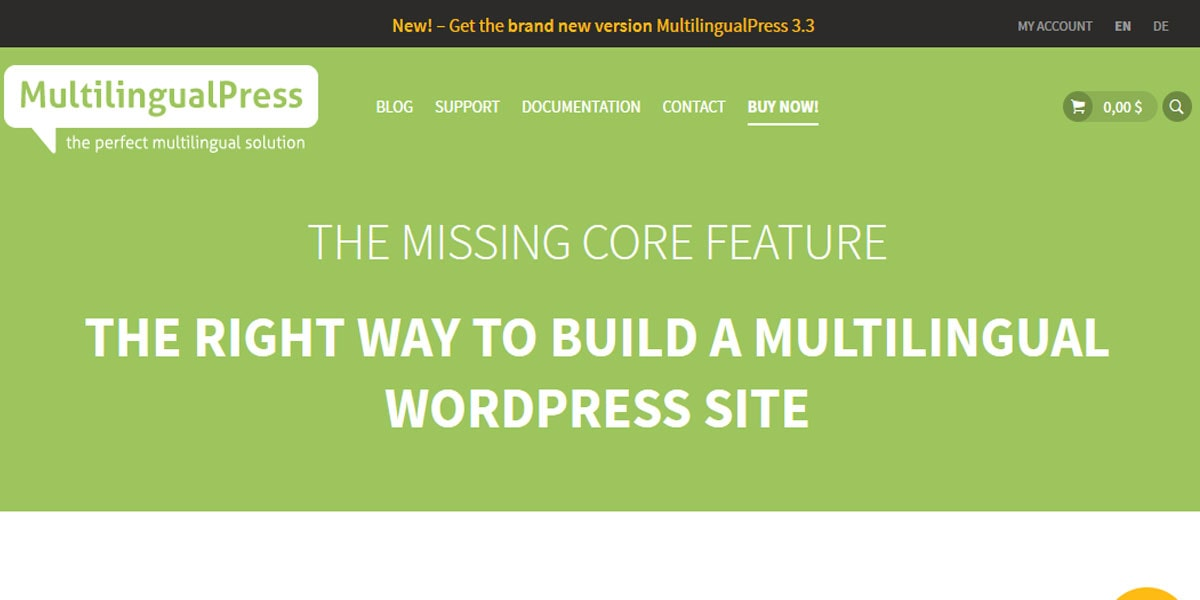 multilingualpress wordpress multilingual plugin