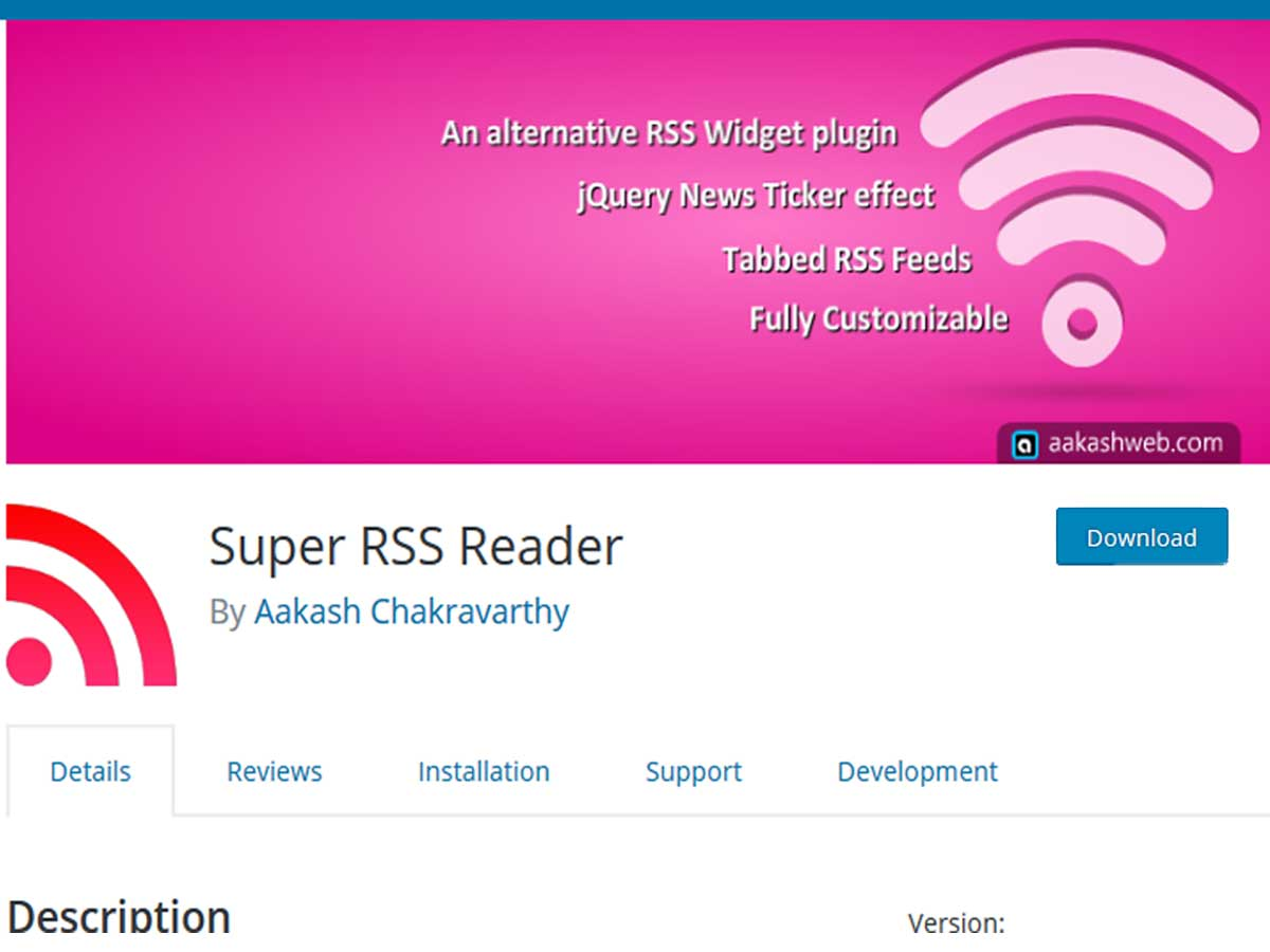 Super-RSS-Reader