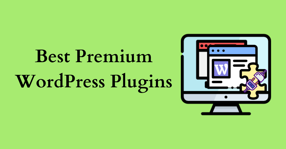 Best Premium WordPress Plugins