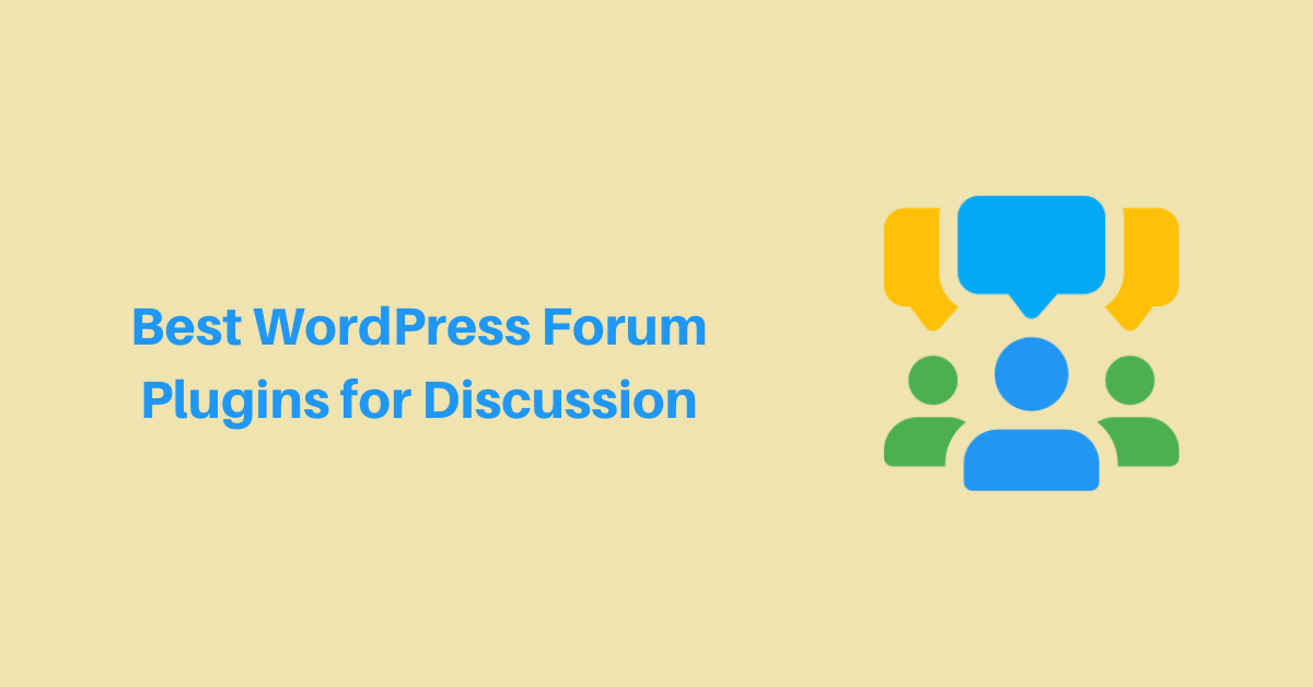 best-WordPres-forum-plugins-for-discussion