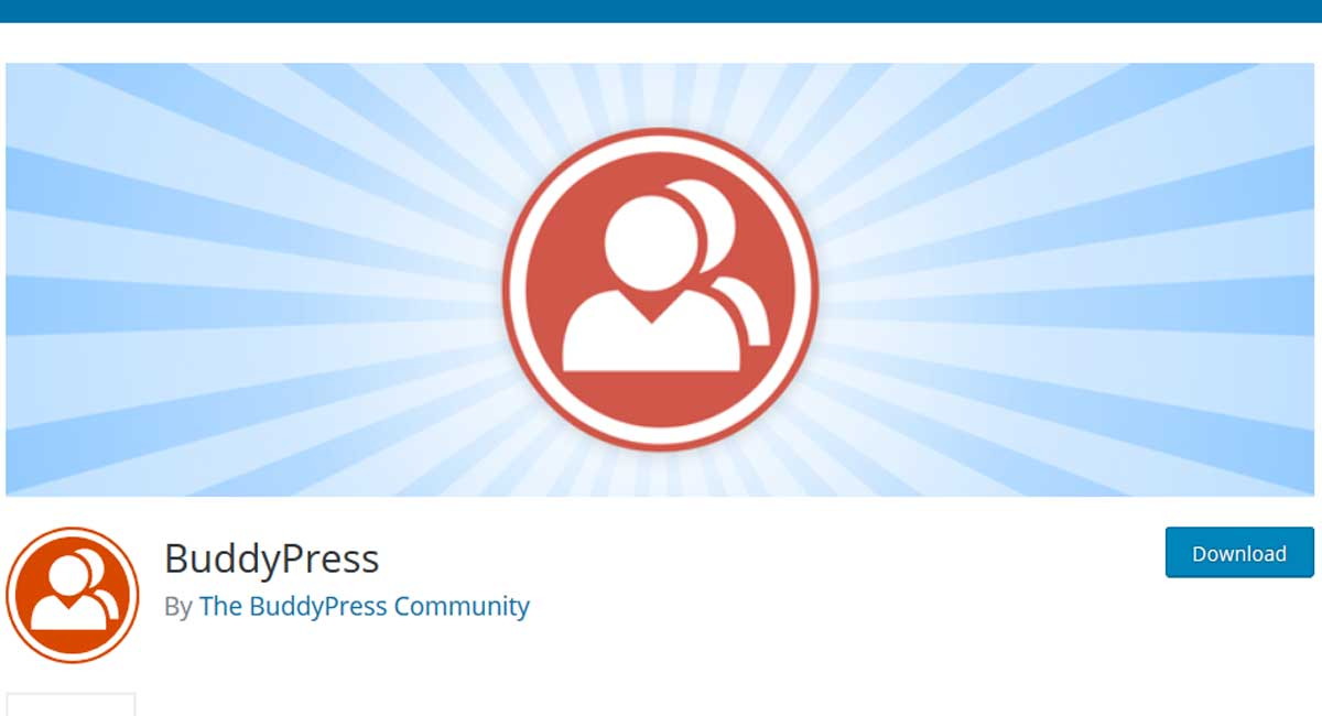 BuddyPress-free-WordPress-forum-plugin