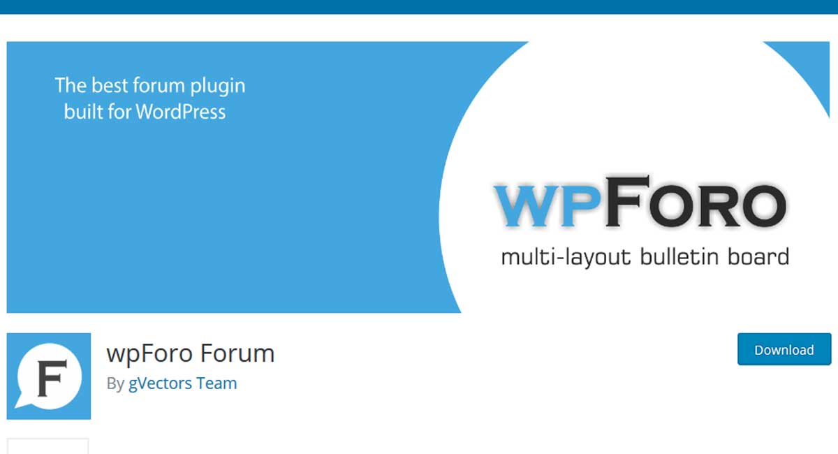 wpforo-forum-plugins