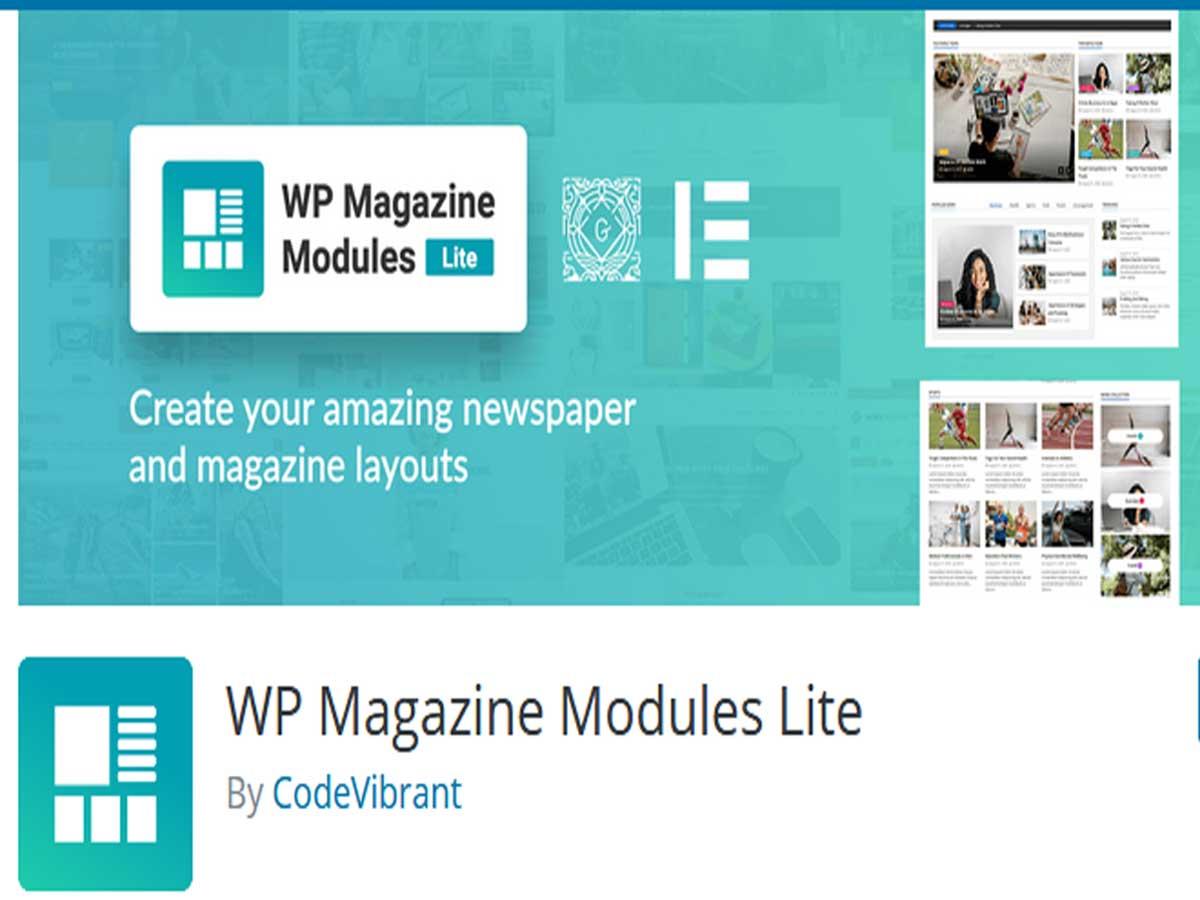 WP-Magazine-Module-Lite